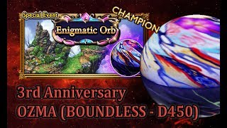 Final Fantasy Record Keeper 3rd Anniversary | Special Battle Enigma...