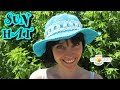 Sweet & Simple Sun Hat for Everyone!