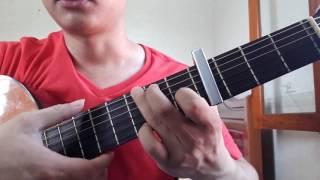 """Guitar hướng dẫn: Intro, đệm hát """"Ngày ấy bạn và tôi"""" - ST: Lynk Lee"""