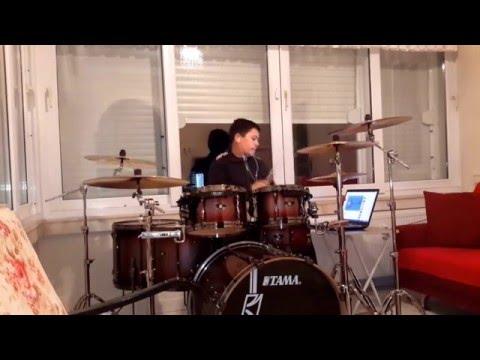Atiye Ft. İskender Paydaş - Yetmez - Drum Cover