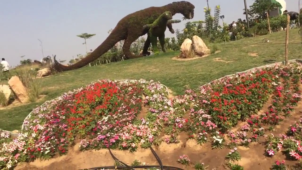 Flower Garden Ahmedabad India 2017 Youtube
