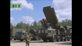 Russian S-300 Air Defense will protect Iran from NATO Forces RT News (Dec 26, 2007)