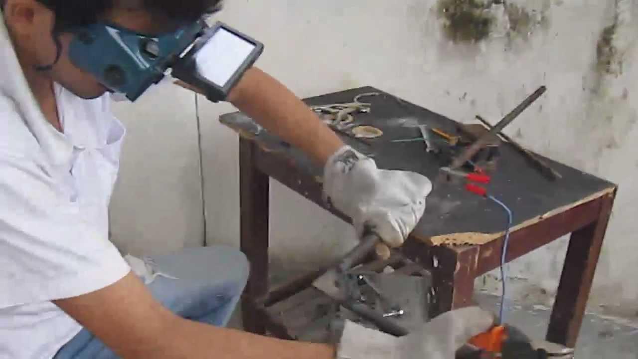 Maquina de soldar casera con agua y sal youtube - Maquina de palomitas casera ...