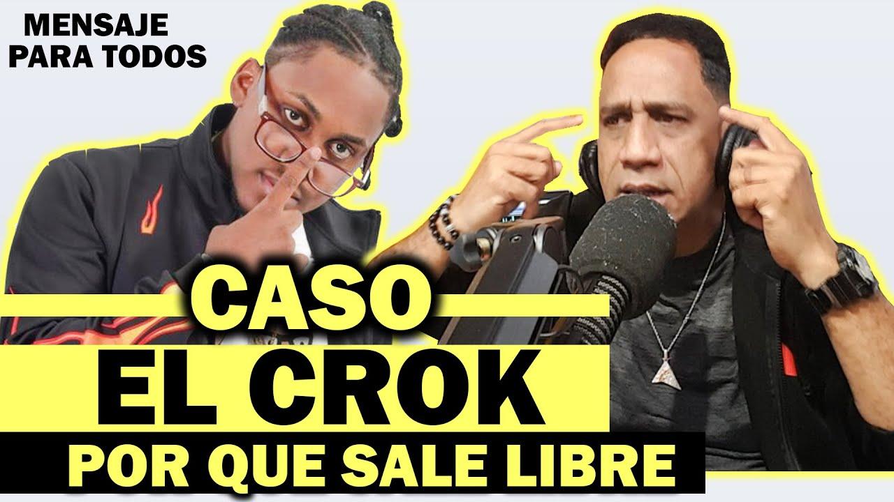 CASO EL CROK / POR QUE SALE LIBRE Y MENSAJE PARA LOS DEMAS ARTISTAS