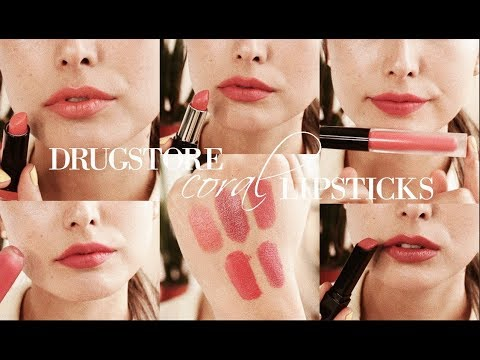my-favourite-drugstore-coral-lipsticks