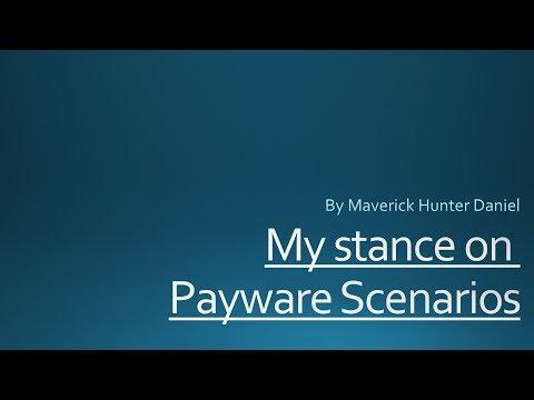 My Stance On Payware Scenarios