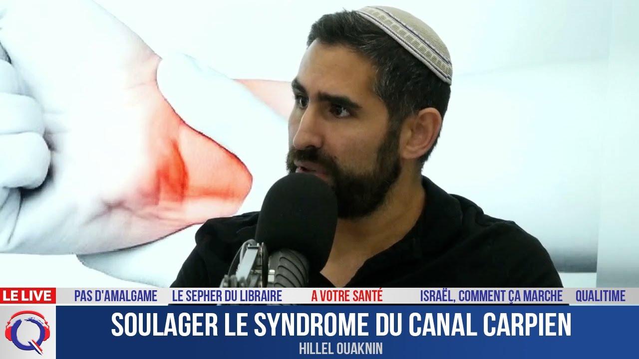 Soulager le syndrome du canal carpien - À votre santé#14