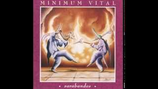 Minimum Vital - Sarabandes (1990)