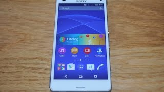Sony XPERIA Z3 Compact ROOT and Recovery