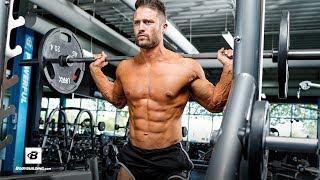 Heavy Leg Workout w/ Q&A | Mike Hildebrandt