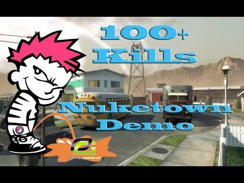 100+ Demolition Nuketown - Twitch Stream