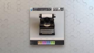 Typewriter - Free Kontakt instrument