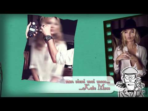 Kate Moss - Leonardo Maria Frattini feat. Nicola Savino - Karaoke Version
