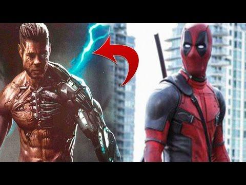¿Quien es Cable de Deadpool 2? Cosas que No sabias y Te Sorprenderá