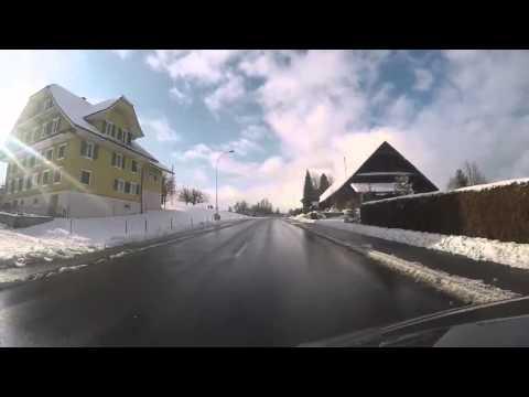 Drive Switzerland 2016 - VW Golf 7 Travel Buzz Videos