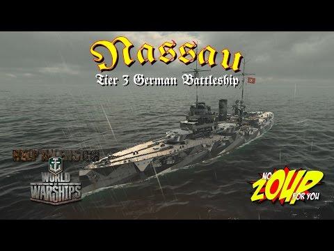 World of Warships Nassau Review