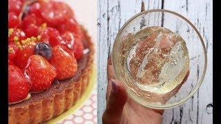 Рецепт Декор-Геля. Кондитерский гель  для декора тортов.
