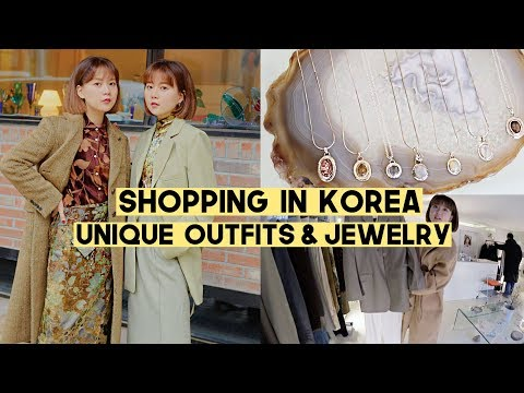 Shopping in Korea: BEST Place to Shop Unique Outfits & Jewelry at a Trendy Neighbourhood   Q2HAN