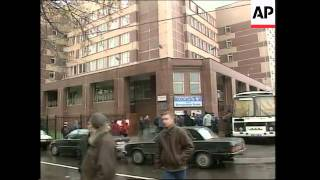 WRAP Survivors leaving hospital, relatives waiting for former hostages