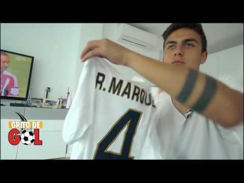 DYBALA antes de jugar en la Juventus...