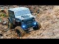 RC Mudding 4X4 - AMAZING Rock Crawler $200 RTR Budget Truck - TheRcSaylors