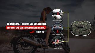 3G Tracker X – Magnet Car GPS Tracker ( Tutorial )
