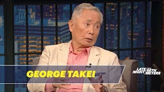 George Takei Was Sent to a Japanese-American Internment Camp at Age Five