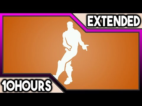 Fortnite - Smooth Moves Emote (Music) 10 HOURS