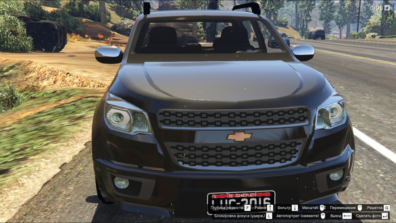 All Chevy 2015 chevrolet s10 : GTA 5 2015 Chevrolet S10 LTZ - YouTube