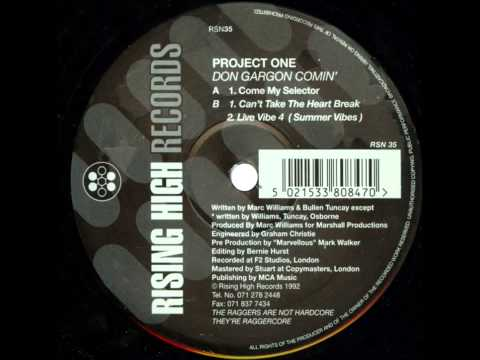 Project One-  Come My Selector