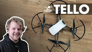 Ryze Tello - $100 Drone w/ Intel & DJI