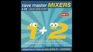 DJ Pacman - Rave Master Mixers 2 (1993) (Full Mix)