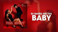 Irina Barros Ft. Mr. Carly - Tua Baby (Official Lyric)