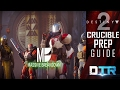 Destiny 2: D2 PVP Preparation Guide!
