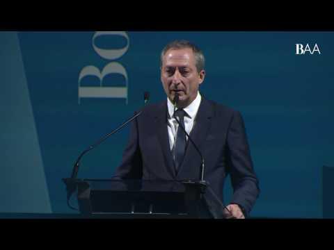 Stefano Sassi, CEO Valentino S.p.A. and Alumnus Bocconi of the Year 2016