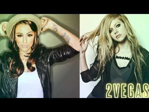 Avril Lavigne x Cher Lloyd - I Wish Rock N Roll (Remix)