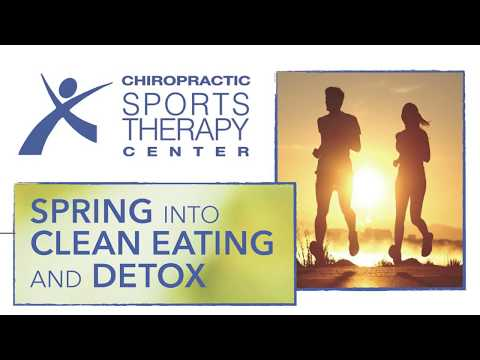 """Healthy Living with Dr. Kenneth Nilsson - Episode 1: """"Clean Eating & Detox"""""""