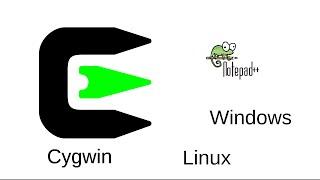 Программирование. Язык Си. Windows.  Cygwin.  Notepad++. Урок 1.2