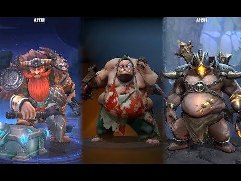 Mobile Legends VS DOTA 2 VS Arena Of Valor