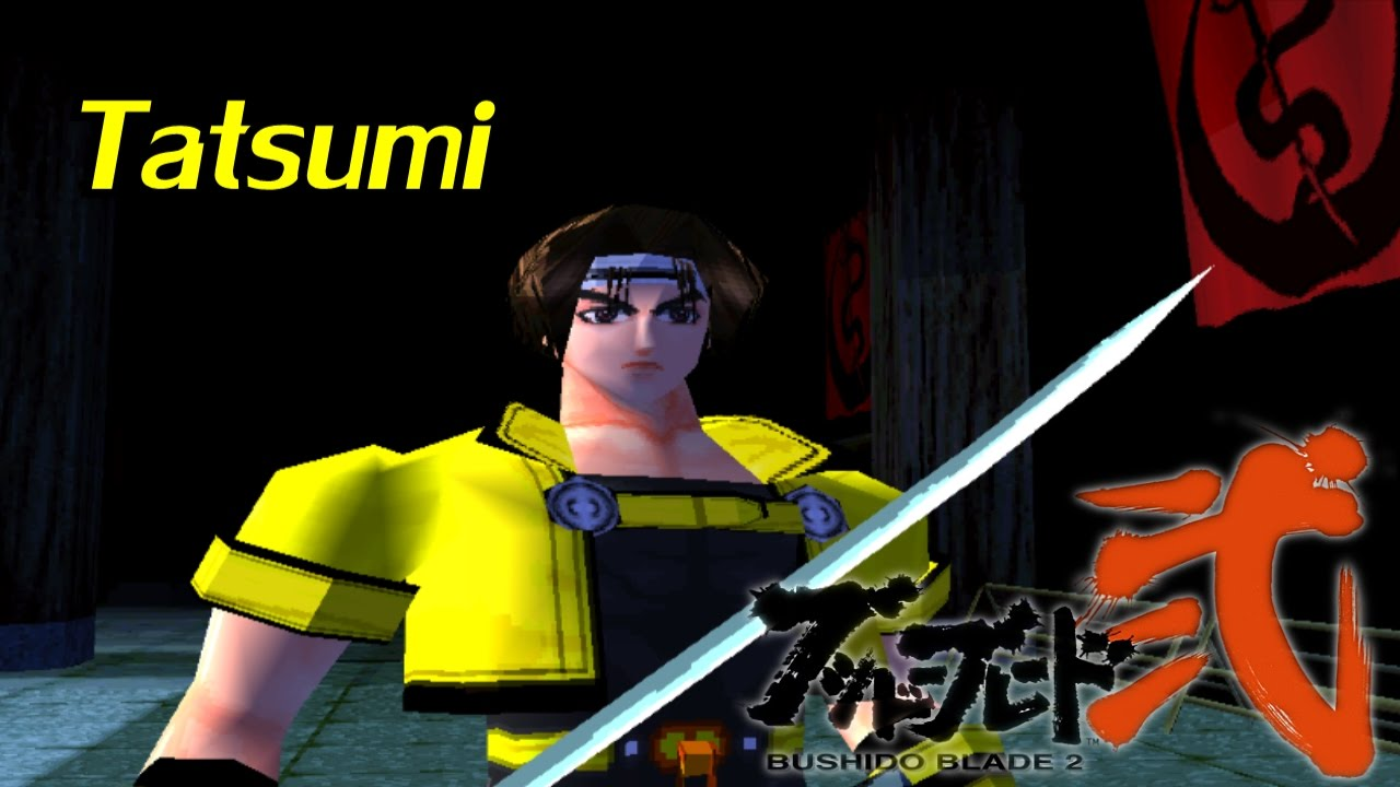 Bushido Blade 2 Story Mode Tatsumi Youtube