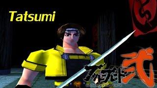 Bushido Blade 2: Story Mode (Tatsumi)
