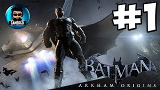 Batman Arkhram Origins Pc Gameplay #1 HD | No Comentado | Español Latino |  GeryGamer