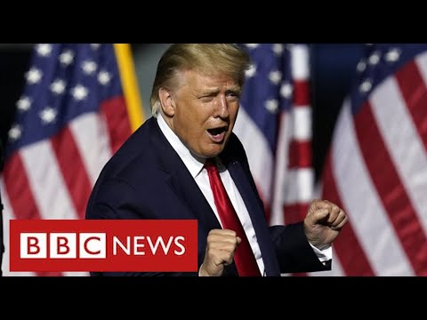 With days to the election Trump appeals to America's Rust Belt to back him again - BBC News