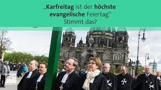 Ist karfreitag der höchste evangelische feiertag?hier geht's zu unserer br24-website: http://www.br24.debr24-facebook: http://www.facebook.com/br24/br24-twit...