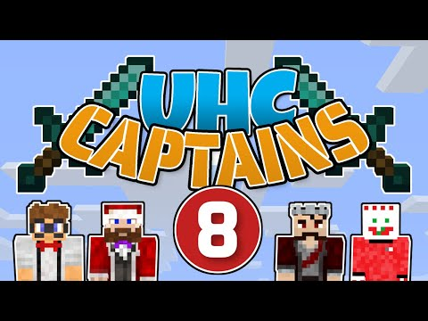 UHC Captains #8 - The Final Battle | Minecraft 1.15