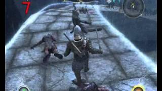 Zagrajmy z Ostyry - Władca Pierścieni Podbój , Wojna o Pierścień - Misja 1