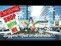 MALL OF AMERICA SHOP WITH ME ~ VLOGMAS 2018