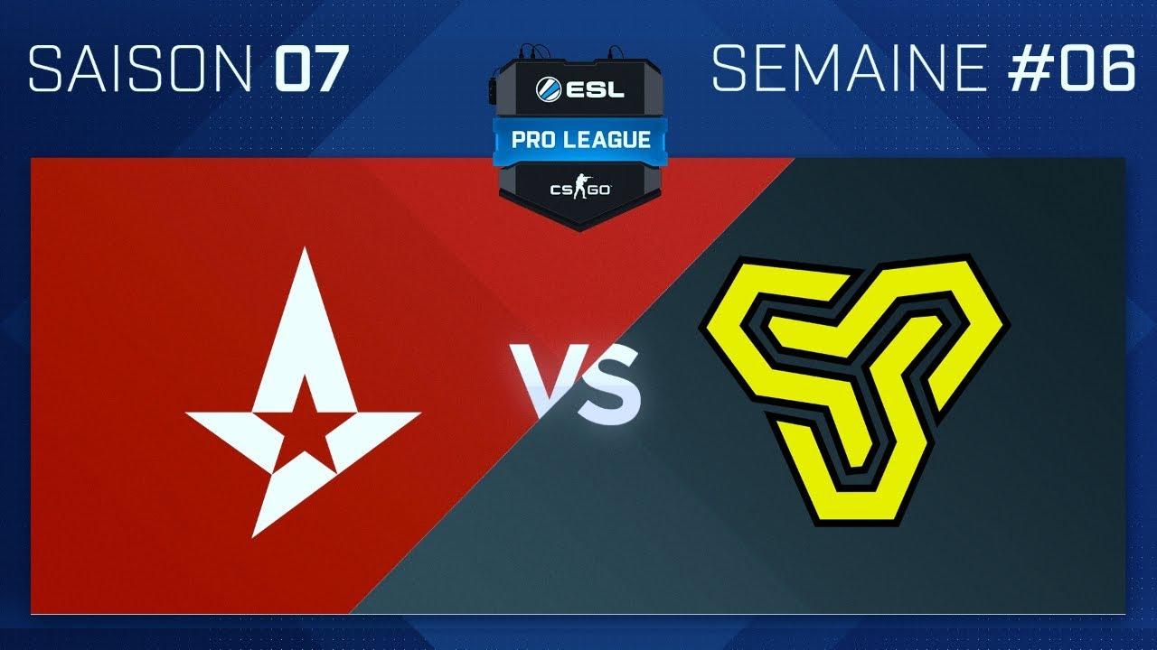 CS:GO - Astralis vs Space Soldiers - Inferno - ESL Pro League - Saison 7 - Map 2