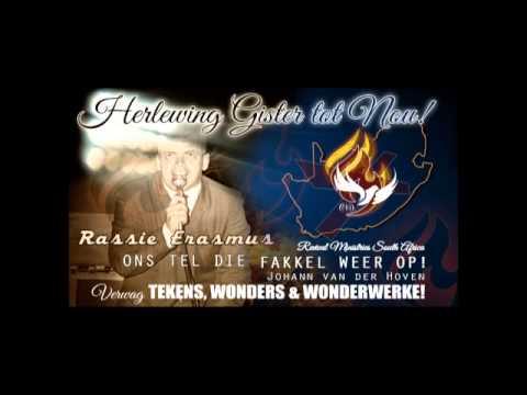 Ons tel die Gees-Fakkel Op! - Revival Ministries South Africa - Johann van der Hoven