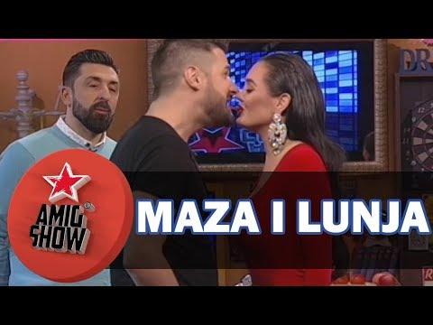 Maza i Lunja - Ami G Show S11 - E23